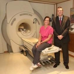 GE 12x MRI, 8 Channel | Mobile MRI Unit | TICI
