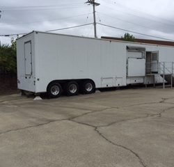 GE 1.5, 12'x60′ Mobile MRI | MRI System for Lease