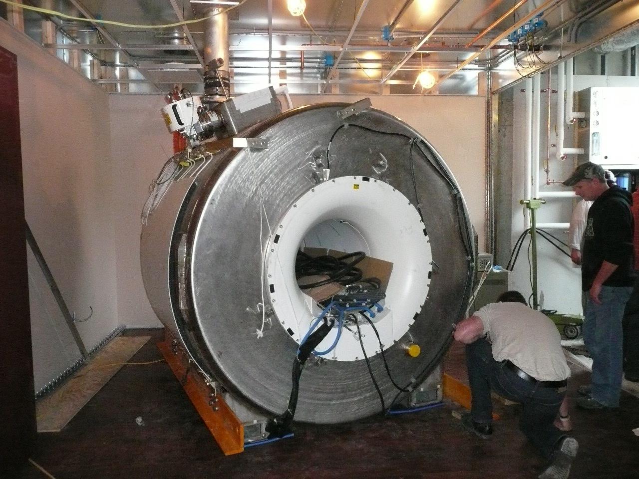 Equipment | MRI & CT Imaging Equipment | TICI